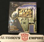 TOPPS Star Wars Vehicles Movie Cards Box Set Nycc Sdcc Kenner Comics Hobby Lucas