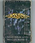 Boston - I Need Your Love / We Can make it (Cassette Single 1994)