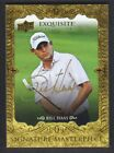 2014 Upper Deck Exquisite Collection Golf Cards 15