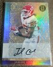 JAMAAL CHARLES 2011 PANINI GOLD STANDARD AUTOGRAPH #1 5 FIRST ONE CHIEFS
