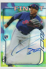 2014 Topps Finest Baseball Rookie Autographs Gallery, Guide 32