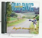 David and the Giants Angels Unaware Music CD Christian Rock Contemporary