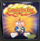 2012 GARBAGE PAIL KIDS ADAM BOMB PURPLE BINDER OFFICIAL COLLECTOR EDITION RARE