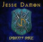 JESSE DAMON Damon's Rage CD NEW & SEALED 2020 (Ex Silent Rage) Feat. Paul Sabu