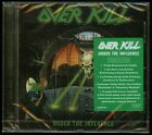 Overkill Under The Influence CD new Rock Candy Records Reissue