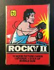 2016 Topps Rocky 40th Anniversary Complete Set - Checklist Added 12