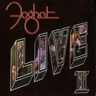 Foghat - Live II [New CD] UK - Import