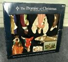 The Promise of Christmas Robert Stanley 8 Pc Deluxe Nativity Set 2016 Figures