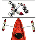 Pactrade Marine Boat Kayak Canoe PVC Outrigger Arms Stabilizer System Fishing