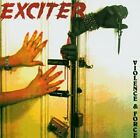 Exciter - Violence and Force - CD - New
