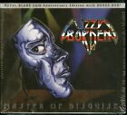 Lizzy Borden Master Of Disguise German CD + DVD new 25th Anniversary Edition