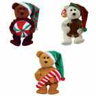 TY Beanie Babies - SET OF 3 CANDY BEARS (Yummy, Goody & Tasty)(8.5-9 inch) MWMTs