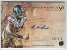 2012 Topps Valor Football Valor Autographs Guide 48