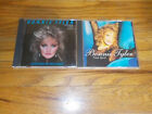 Bonnie Tyler CD Lot Faster Than the Speed of Night / Free Spirit