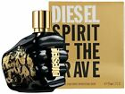 Diesel Spirit of the Brave by Diesel cologne for men EDT 4.2 oz New in Box