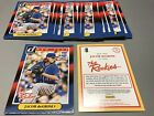 2014 Donruss Baseball Wrapper Redemption Offers Three Exclusive Rated Rookies 24