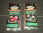 MATCHBOX COLLECTIBLES TEXACO GAS STATION 1939 CHEVY PANEL VAN & 1956 FORD PICKUP