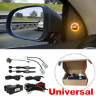 Car Universal Blind Spot Sensor Monitoring Warning Detection System Assist Kit