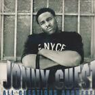 Jonny Cuest: All Cuestions Answered MUSIC AUDIO CD west coast gangster rap! RARE