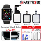 Front Touch Screen Digitizer Glass Replace For Apple Watch Series 4 3 2 1 iWatch