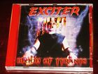 Exciter: Blood Of Tyrants CD 2016 Reissue Osmose Productions France OPCD089 NEW