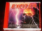 Exciter: The Dark Command CD 2016 Reissue Osmose Productions France OPCD059 NEW