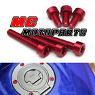 Aluminum Fuel Cap Bolts Kit For KTM Adventure 990 S/R All Years 1050 Adventure
