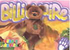 TY Beanie Babies BBOC Card - Series 3 Common - BILLIONAIRE the Bear - NM/Mint