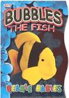 TY Beanie Babies BBOC Card - Series 4 Beanie/Buddy Left (GOLD) -BUBBLES the Fish