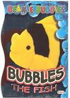 TY Beanie Babies BBOC Card - Series 4 Beanie/Buddy Right (GOLD) - BUBBLES Fish