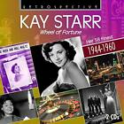 Kay Starr: Wheel Of Fortune - Her 58 Finest 1944-1960, Kay Starr, Audio CD, New,