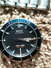 LN Condition Mido Ocean Star Men's Automatic Sapphire Watch - Blue Dial