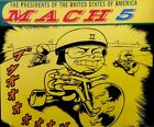 The Presidents Of The United States Of America - Mach 5 (CD 1996)