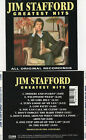 JIM STAFFORD - GREATEST HITS (CD 1995) 10 TRKS *SPIDERS AND SNAKES*WILDWOOD WEED