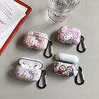 Cartoon Hello Kitty Hangable Protects For Apple AirPods Pro Charging Case Cute