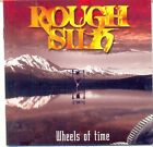 CD-Rough Silk-Wheels of Time~Heavy Prog Thrash ~DBL!!