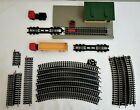 LIMA OO HO Rolling Stock Transporter 2 x Lorry Cabs Trailer  14 Track Pieces