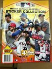 2020 Topps MLB Sticker Collection Baseball Cards - Checklist Added 24