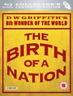 NEW The Birth Of A Nation Centenary Edition Blu Ray REGION B