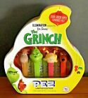 Dr Seuss Limited Edition PEZ Tin The Grinch Sour Apple SEALED