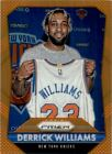 Derrick Williams Signs with Panini 4
