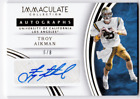 2016 Panini Immaculate Collegiate Football Cards - Checklist Added 21