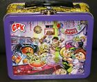 2020 GARBAGE PAIL KIDS LATE TO SCHOOL PURPLE COLLECTOR EDITION EMPTY LUNCH BOX