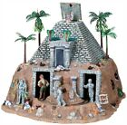Retired Lemax Spooky Town Village Halloween Haunted Pyramid Egypt Mummy Pyramid