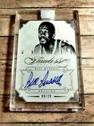 BILL RUSSELL AUTO 2012-13 PANINI FLAWLESS AUTOGRAPH ONLY 20 EXIST UNCIRCULATED