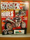 Cycle World Magazine April 2005 Special Daytona Preview, Ecosse Heretic X3
