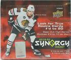 2019 20 UPPER DECK SYNERGY HOCKEY SEALED HOBBY BOX