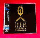 Pete Townshend Iron Man SHM MINI LP CD JAPAN TECI-23591