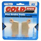 Rear Disc Brake Pads for Gas Gas Pampera 450 (4T) 2008 450cc  By GOLDfren