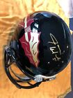 2015 Leaf Autographed Helmet Football 12